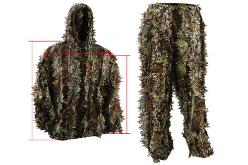 3D-Leafy-Camouflage-Clothing-Jungle-Woodland-Hunting