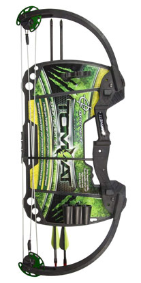 Barnett-Tomcat-Junior-Archery-Set