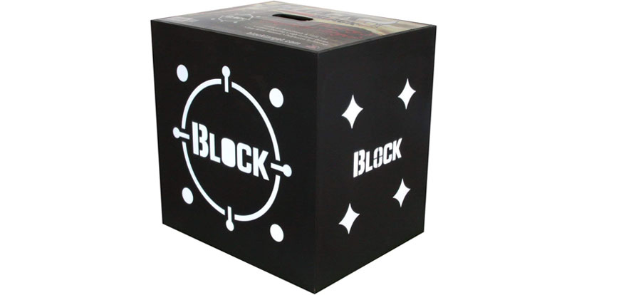 Block-Black-Crossbow-4-Sided-Archery-Target