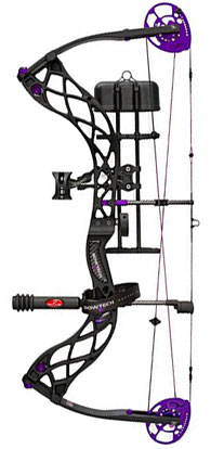 Bowtech-Carbon-Rose