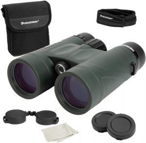 Celestron – Nature DX 8x42 Binoculars – Outdoor and Birding Binocular