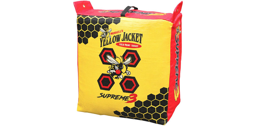 Morrell-Yellow-Jacket-Supreme-3-Field-Point-Bag-Archery-Target