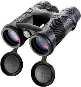 Vanguard Spirit XF Binoculars, Black, 10x42